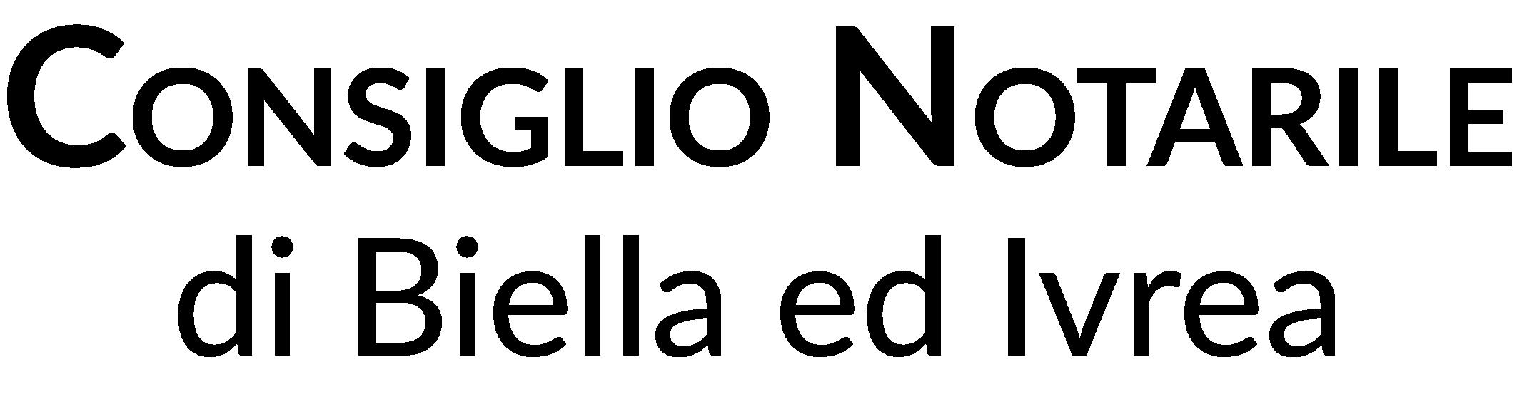 Consiglio Notarile di Biella ed Ivrea