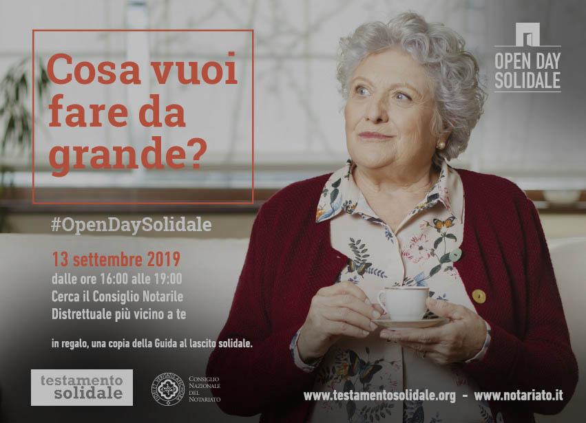 Giornata Internazionale del Lascito Solidale a Biella